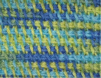 Beginner Crochet Pattern - Easy Afghan Square